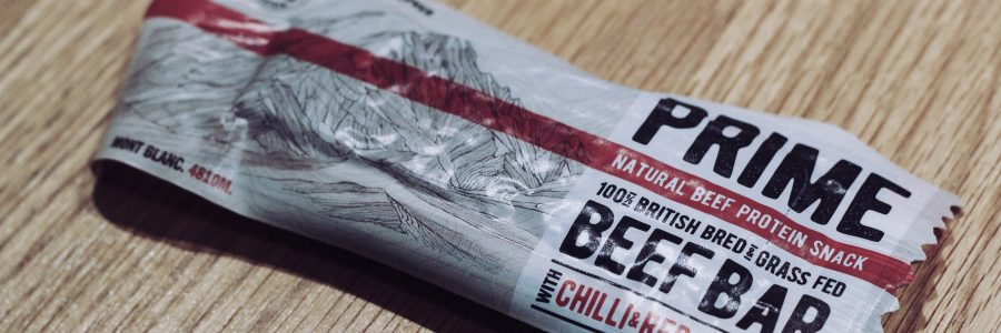 Prime Beef Bars – Ultramarathon Race & Recovery Nutrition
