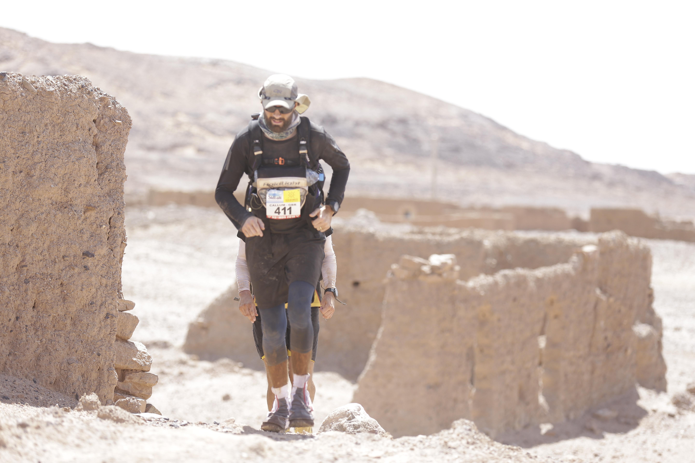 marathon des sables weeventure