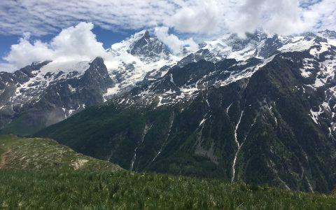 The Tour de Oisans (GR54) and other adventures
